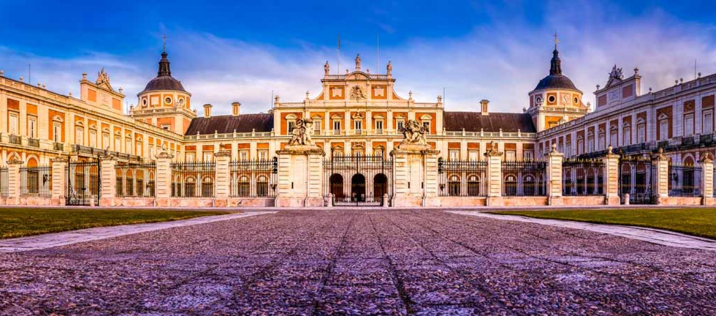 The Royal Seat of Aranjuez