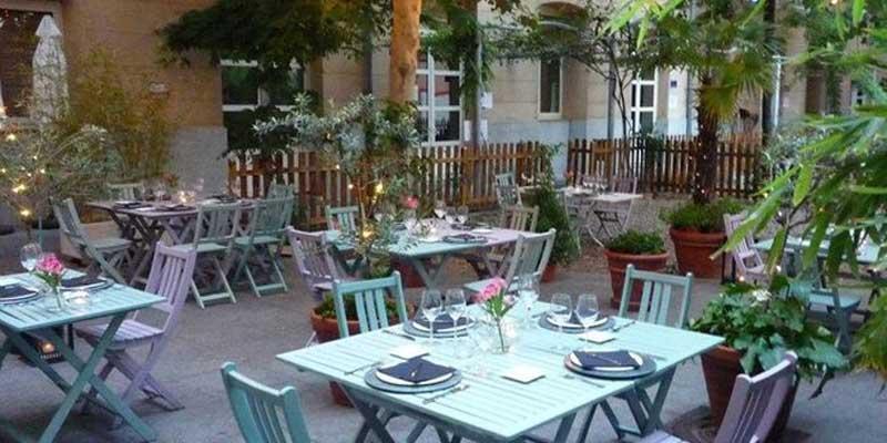 Le Café Bistrot del'Institut Français