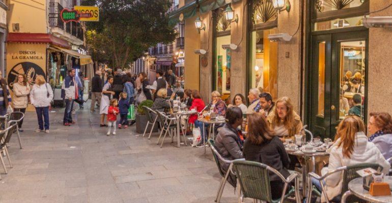 The origin of 'merienda', the Spanish afternoon tea