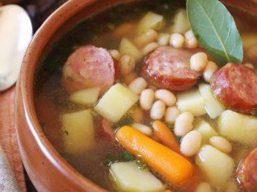 Caldo Gallego (Galician Broth) Recipe