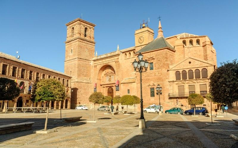 Church of San Andrés