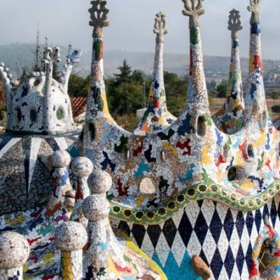Capricho de Cotrina, literally a fairytale castle in Extremadura