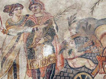 Roman villa of Noheda: the largest Roman mosaic in the world is in Spain
