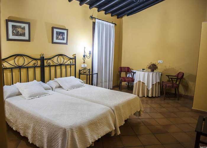 Dónde dormir en Casarabonela