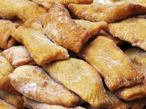 Casadielles, the most typical sweet turnovers from Asturias