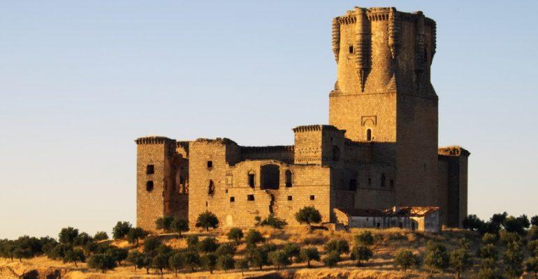 Castle of Belalcázar, the tallest keep in Spain