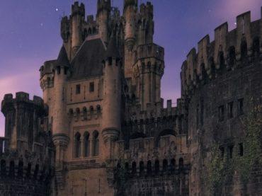 Butrón Castle, the biggest romantic fantasy in the Basque Country