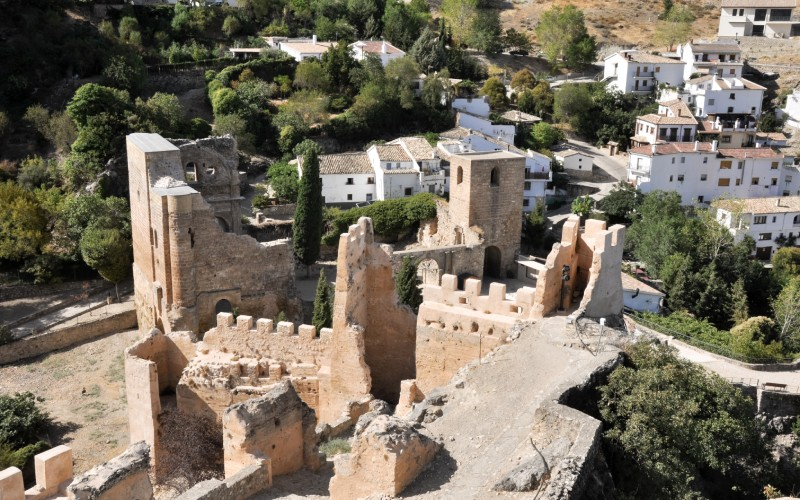 iruela castle