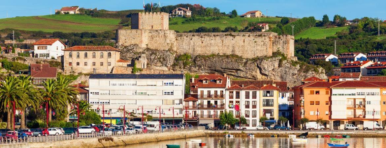 castle of san vicente de la barquera
