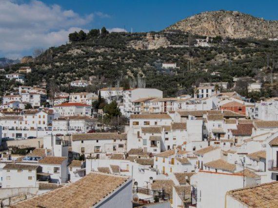 Castril de la Peña, an Andalusian summer love