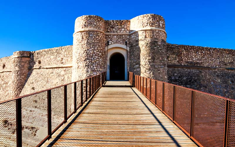 castillos de albacete