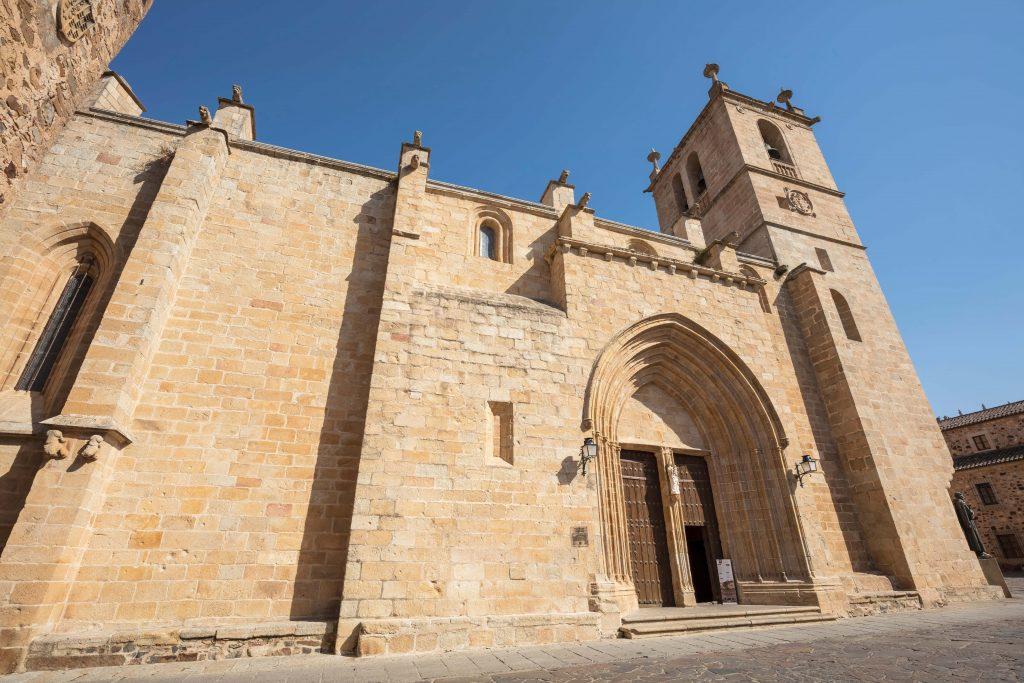 concatedral de santa maria cáceres