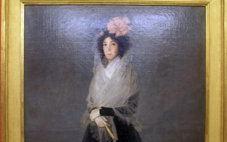 Portrait of the Countess of Carpio