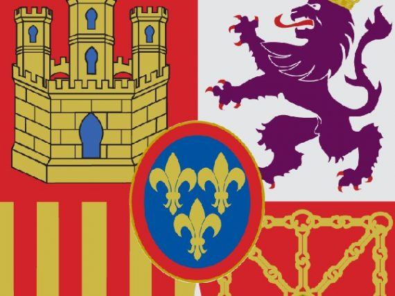 History of the Coat of Arms of Spain