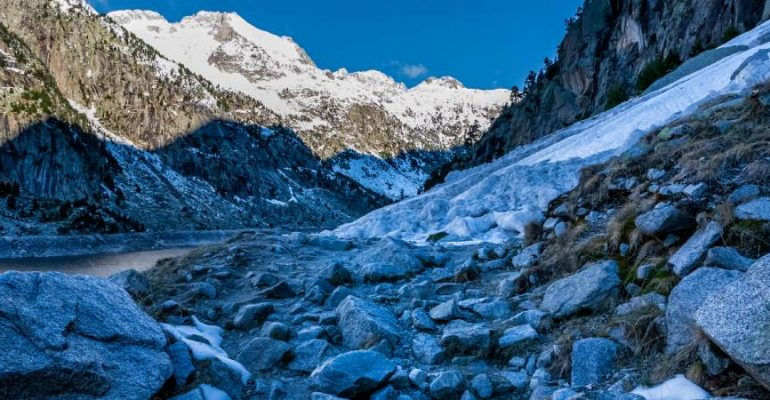 Discover the most spectacular massifs in the Spanish Pyrenees