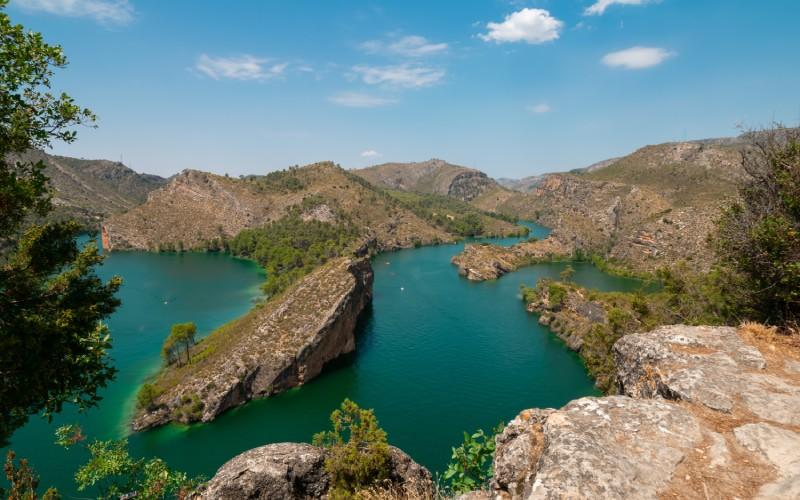 Bolarque Reservoir