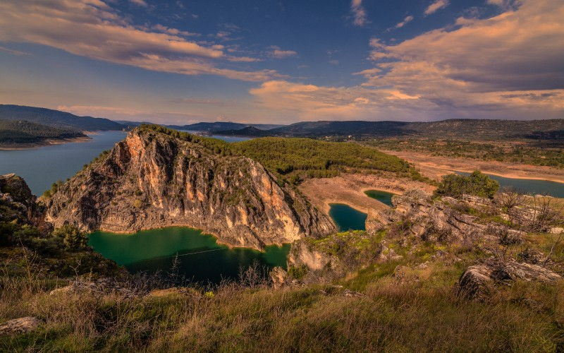 Entrepeñas Reservoir