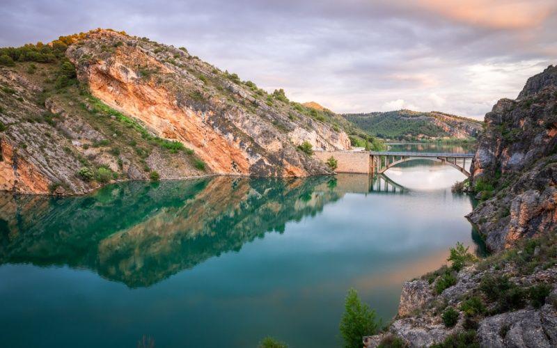 Tranquera Reservoir