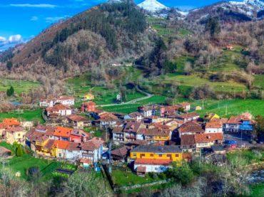 Espinaréu, the most traditional parish in Asturias