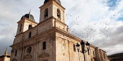 Iglesia de Santa María que hay que ver en Briviesca