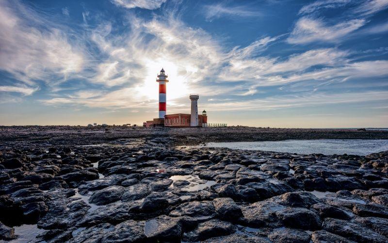 Tostón Lighthouse
