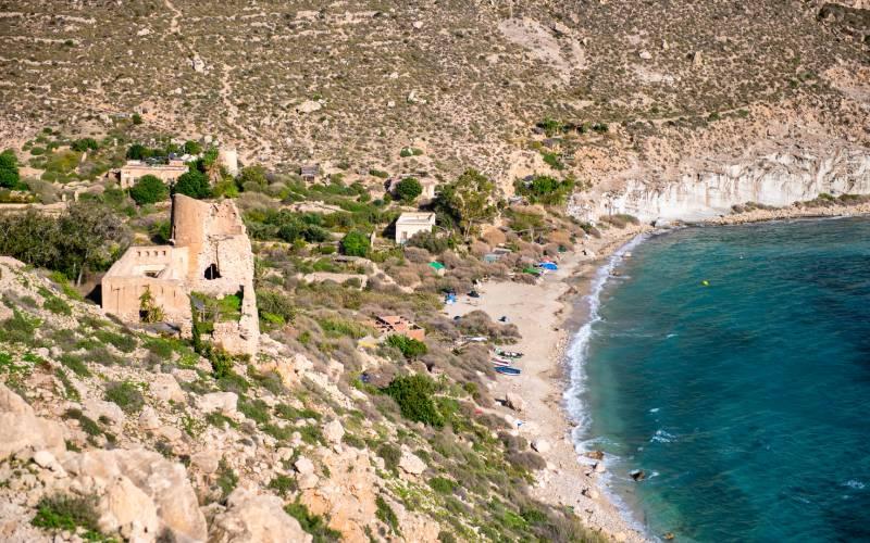 San Pedro Castle and Cove