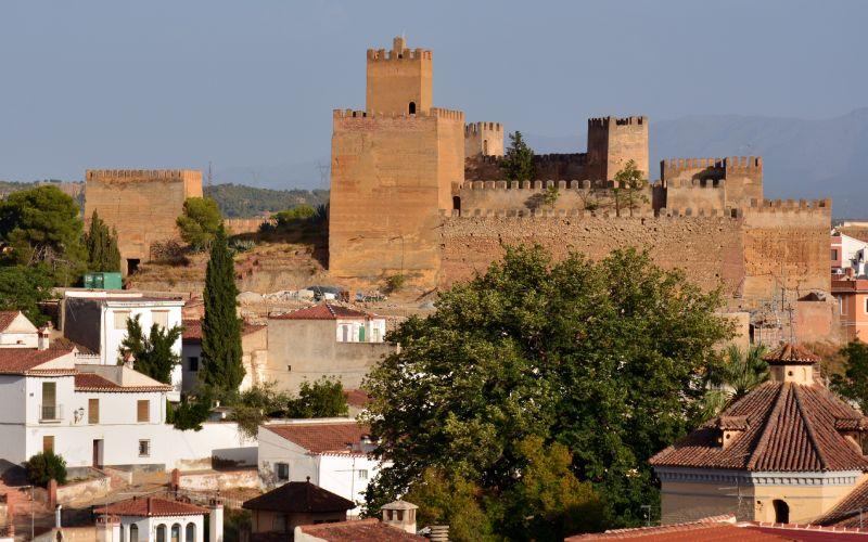 Alcazaba of Guadix