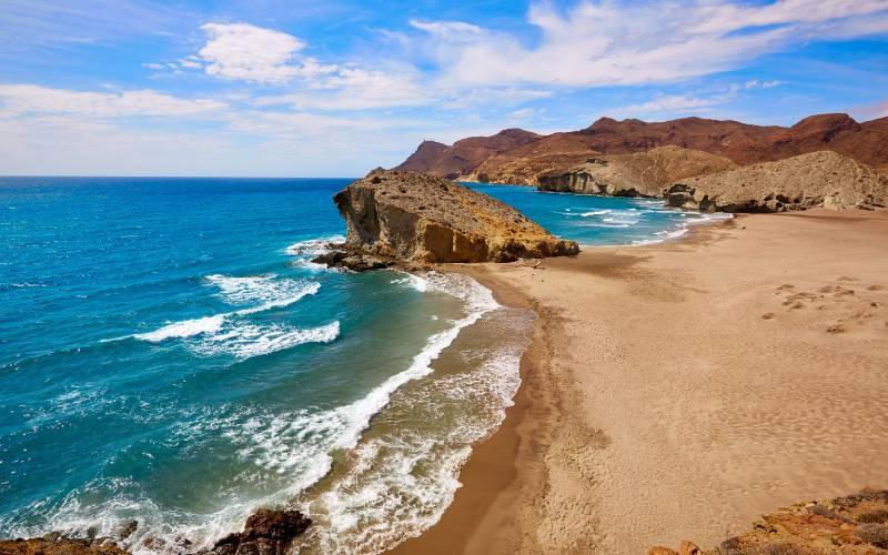 Mónsul beach