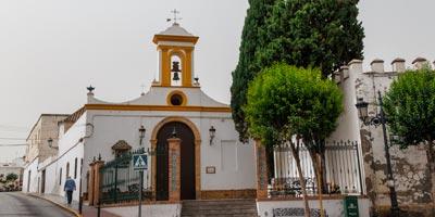 Capilla de la Vera Cruz en Chiclana de la Frontera