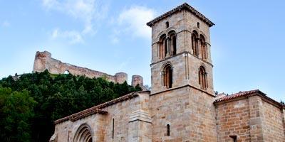 Ermita de Santa Cecilia que ver en Aguilar de Campoo