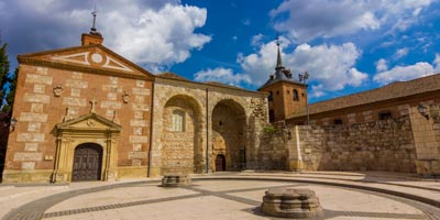Dónde dormir en Alcalá de Henares