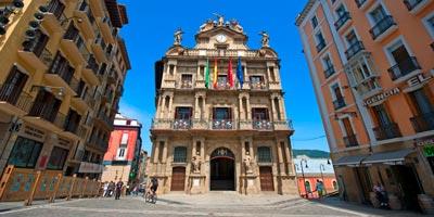 Dónde dormir en Pamplona