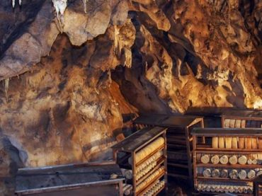 Asturian Cheese Caves, an underground food paradise