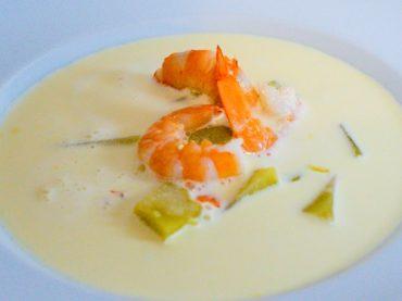 Gazpachuelo malagueño, a very curious recipe from Málaga