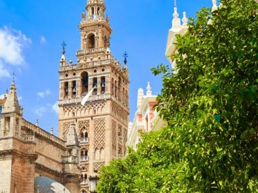 Giralda of Seville, the tower that is the symbol of the city