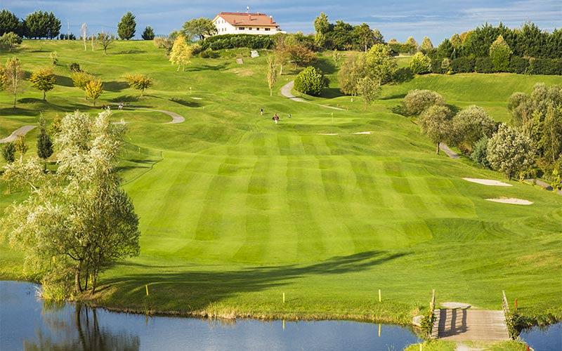 golf en Euskadi