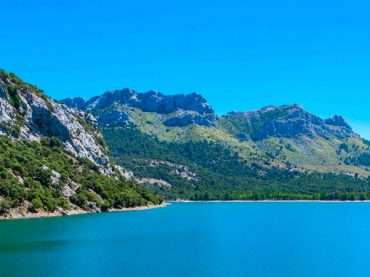 Gorg Blau, a paradise among the mountains of Mallorca