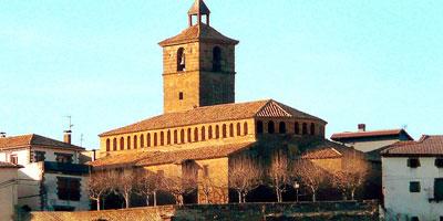 Iglesia de Santa Eulalia de Berdún