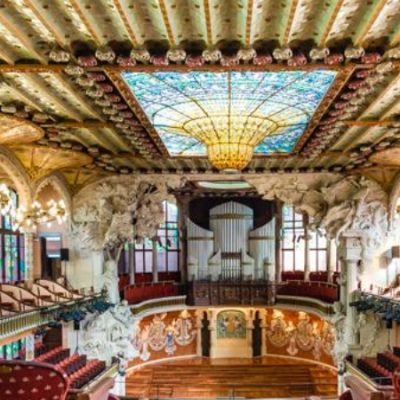 Palau de la Música Catalana, the modernist gem of Barcelona