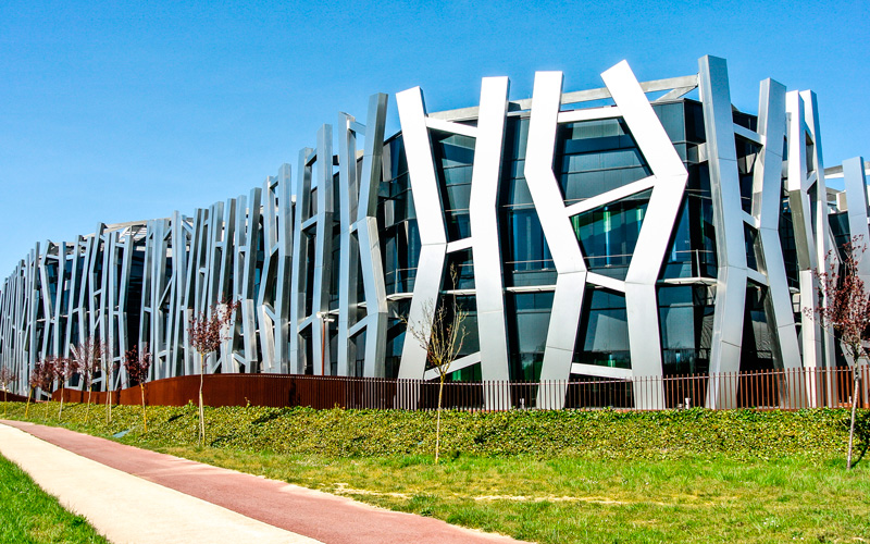 arquitectura vanguardista de Euskadi