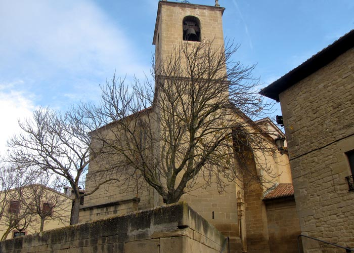 iglesia santa maria moreda alava