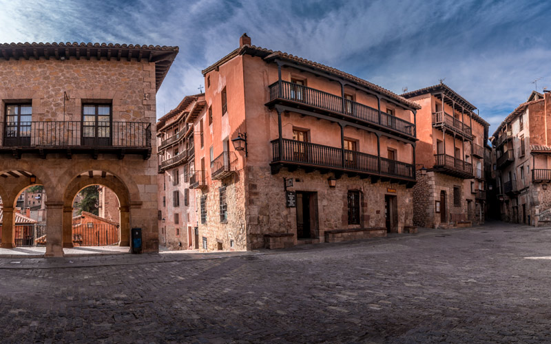 Houses in Albarracín | Shutterstock