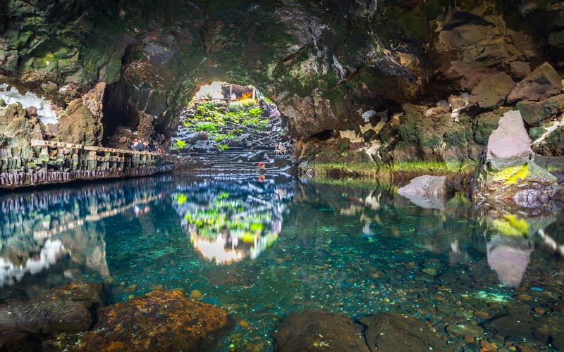 Jameos del Agua | Photo: Shutterstock
