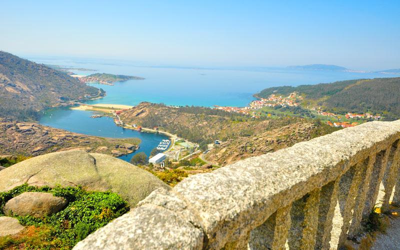 Ézaro Viewpoint | Shutterstock