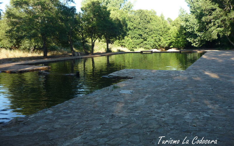 Natural Pools of the Gévora River | Photo: lacodosera.es