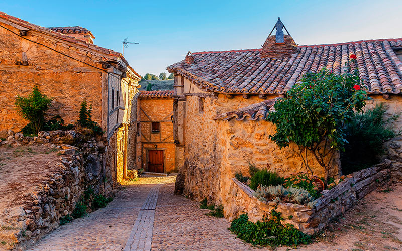 Most beautiful villages in Castile and León