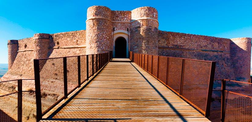 Castillos en Albacete: Chinchilla