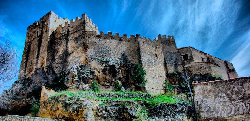 Castillos en Albacete: Yeste
