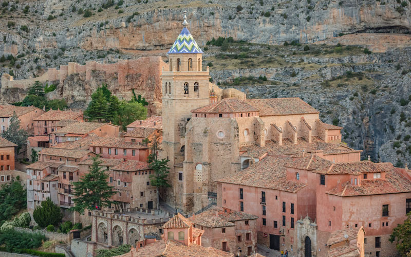Cathedral of Albarracín | Photo: Shutterstock
