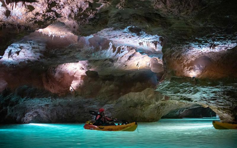Photo: Comunicación - Cueva de Sant Josep